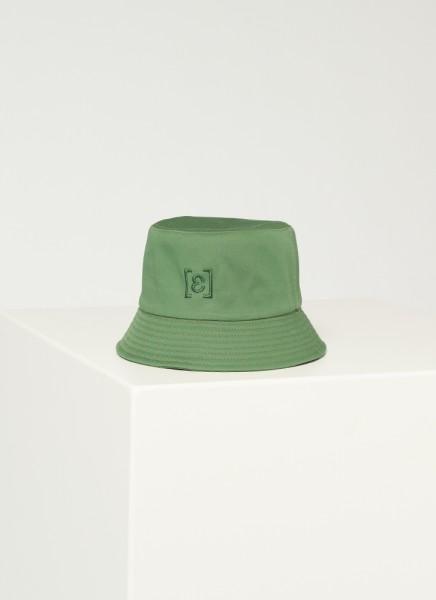 BUCKET HAT : vert