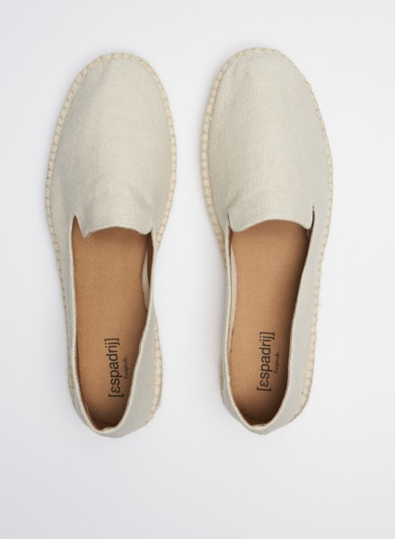 LOAFER LINEN : nature