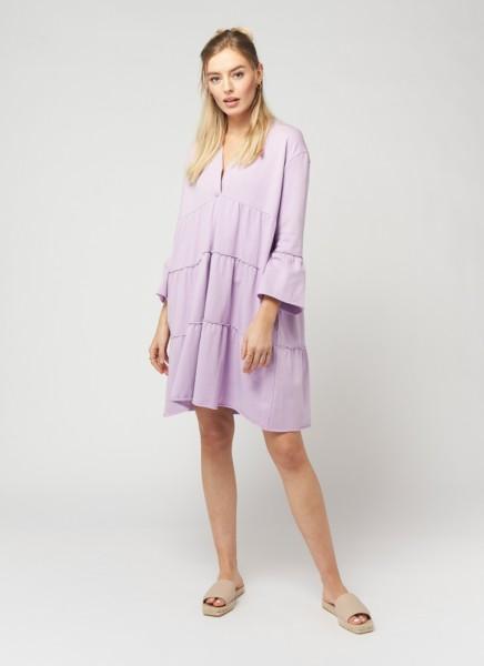 BELLE DRESS : lavender