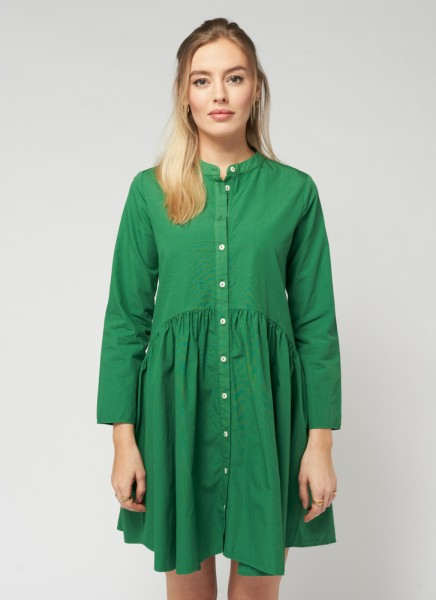 BERNICE DRESS : grün
