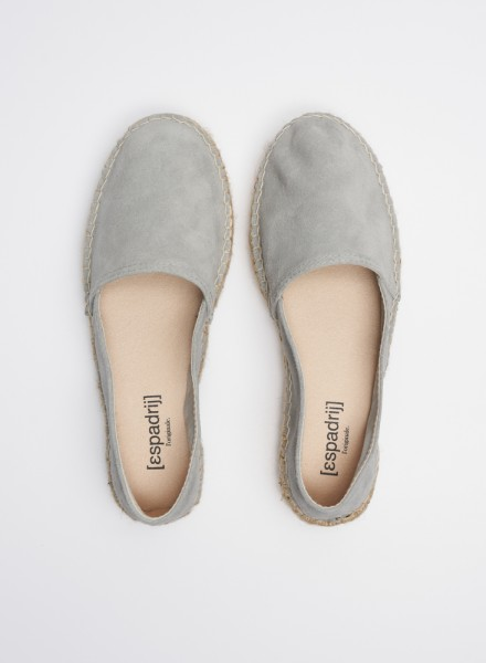 CLASSIC VELOUR HIGH: gris