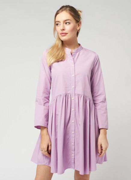 BERNICE DRESS : lavendel