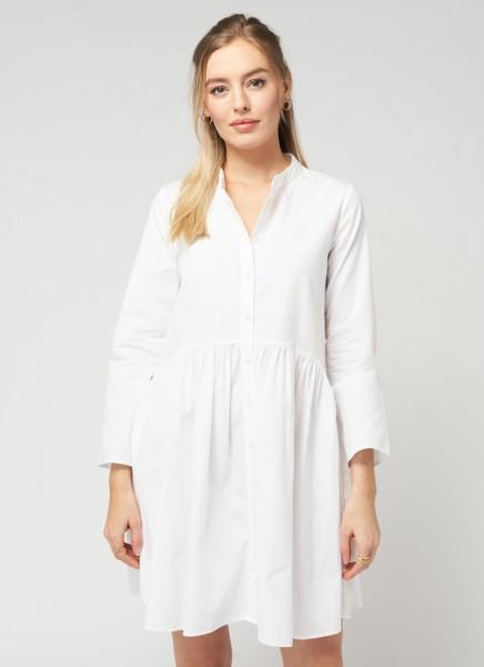 BERNICE DRESS : weiß