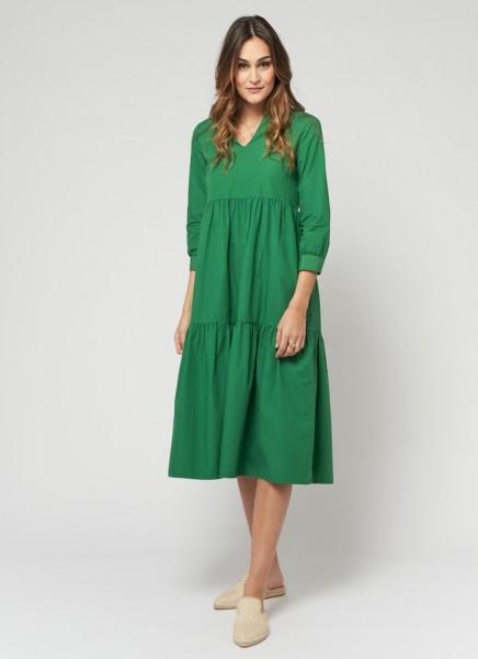 BERNADETTE DRESS : grün