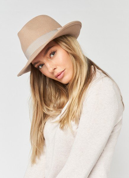 MARRY HAT : sable